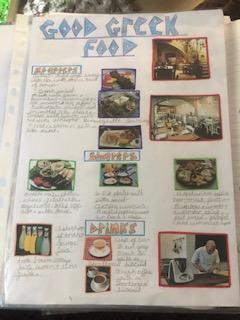 Evie's Greek Food
