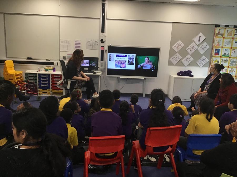 Dr Kate Rowley presentation