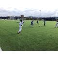 Quarter Final against St Ebbs A team - 3-0 win