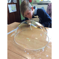 Year 4/5 Bubble making