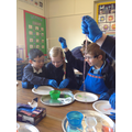 KS2 making goo!