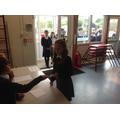 Explaining the voting procedure
