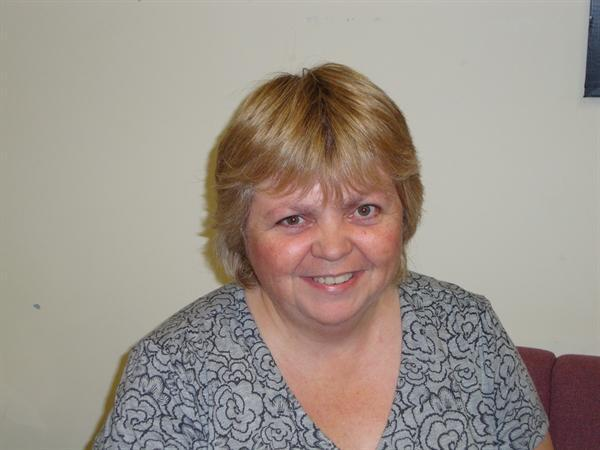 Mrs Val Caldwell - Chair of Directors & Safeguarding Director