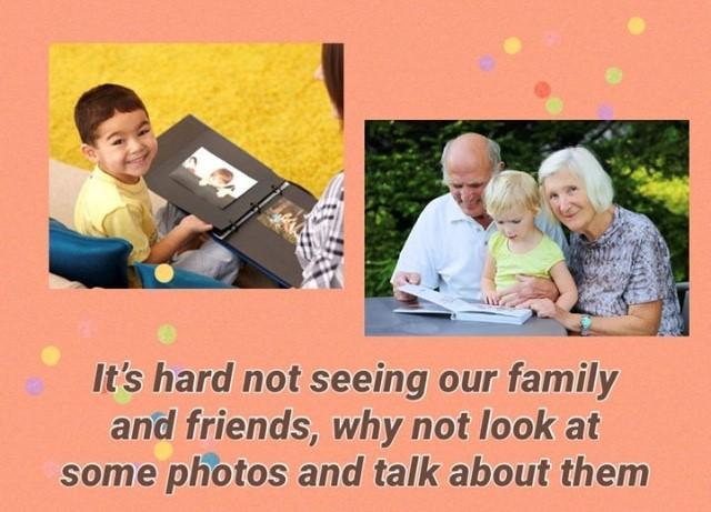 Missing family members?