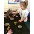 Exploring small world toys