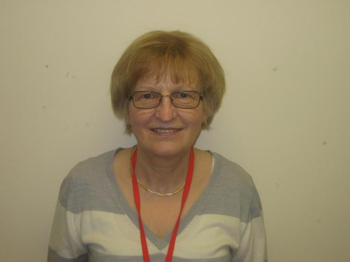 Mrs Janet Parker - Foundation Director- Vice Chair