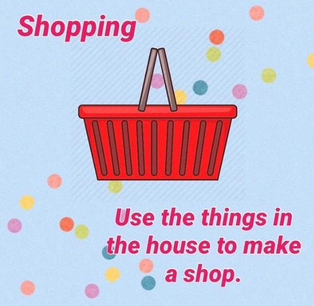 Make a shop at home