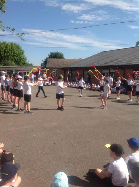 Opening Ceremony - Sports Day