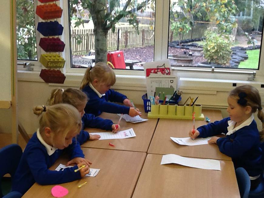 we love writing!