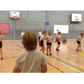 PE - basket ball games