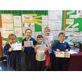 Award winners Term 3 Week 4