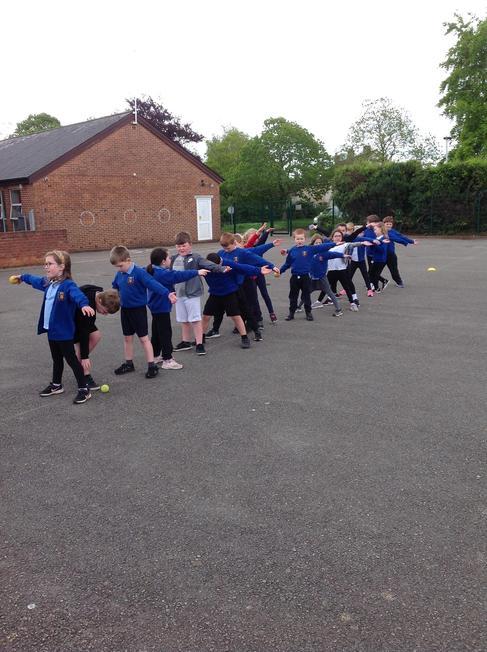 Cricket workshop