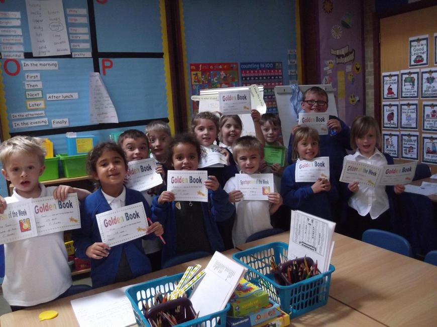 Well done to our award winners!