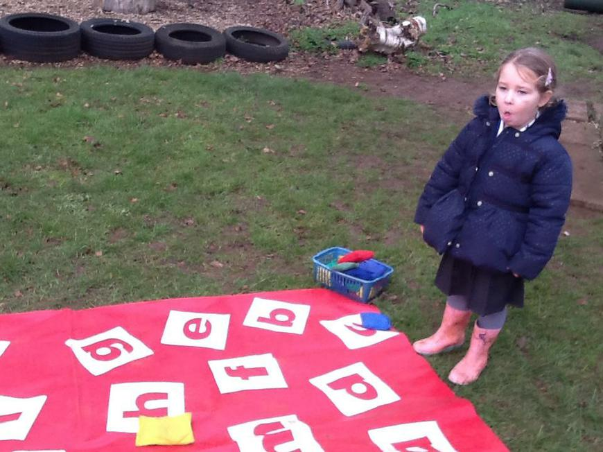 linking letters and sounds