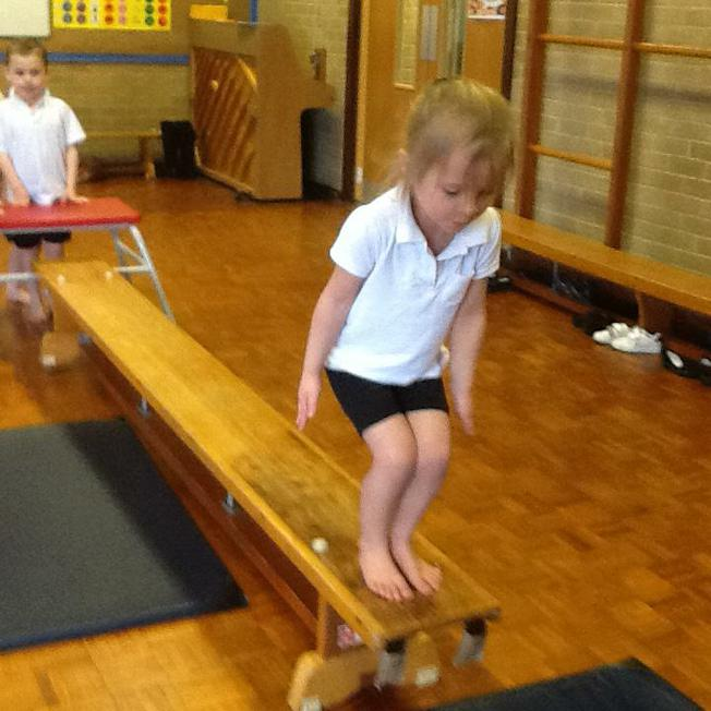 using small apparatus in PE