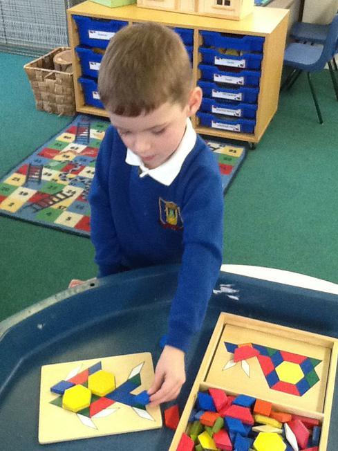 shape patterns