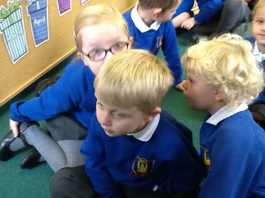 talking to a learning partner