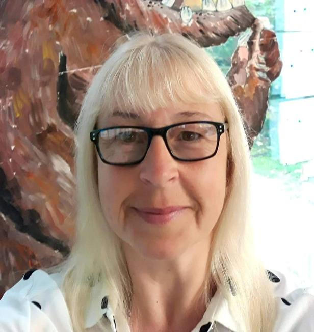 Mrs Webb (Class TA)