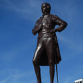A statue of Nelson