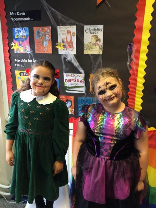 Spooky Dolls!
