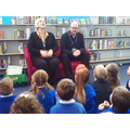 We learnt about how to use the library.
