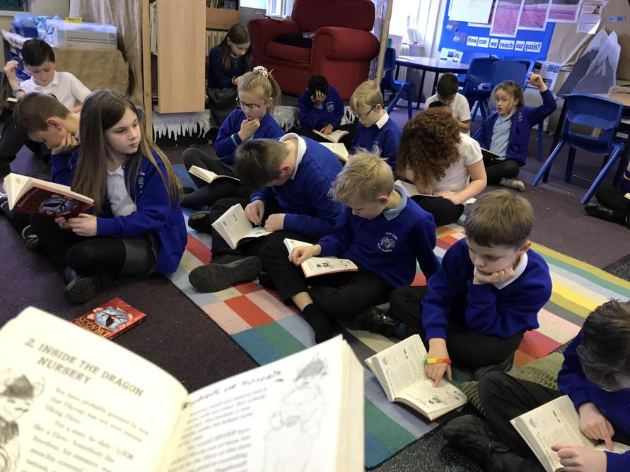We love reading this book!