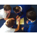 Playing maths games!
