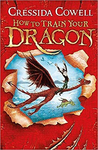 How To Train Your Dragon by Creddida Cowell