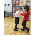 Learning a waltz