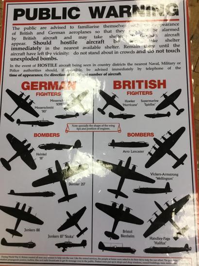 identifying planes