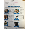 expressing our understanding of feelings and emotions.
