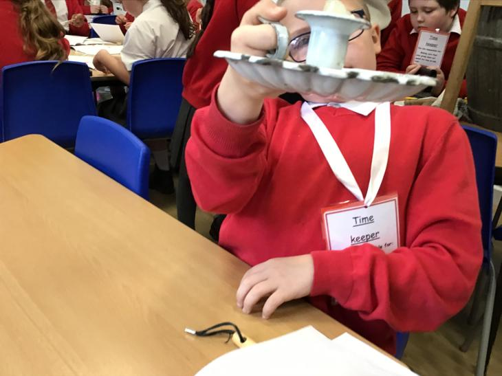 How do the artefacts feel?