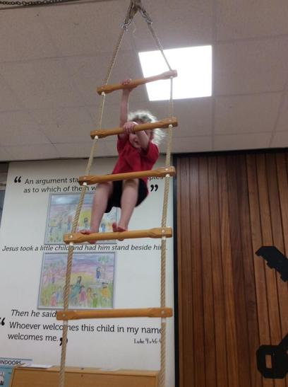 """Zainab """" I was trying to get to the top, top, top"""""""