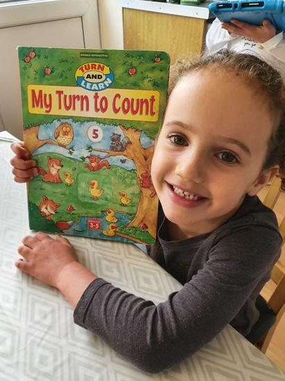 Number stories - find and count