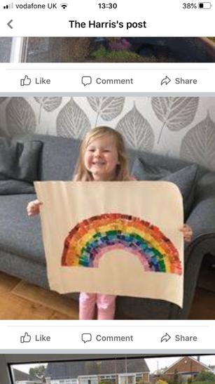 Hollys rainbow