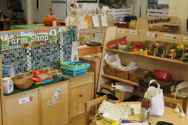 Nursery - Farm shop - Healthy Eating