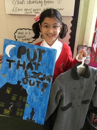 I learnt about Anne Frank independently - Danikah