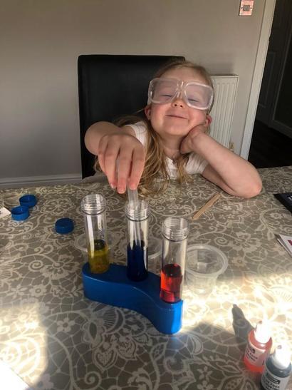 Science experiements