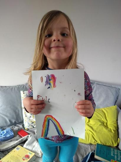 Evies rainbow