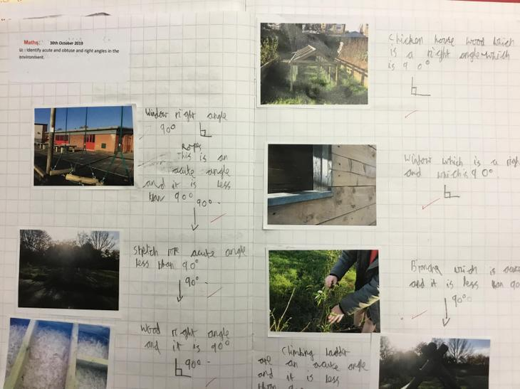 here are the photos I took and my explanations.