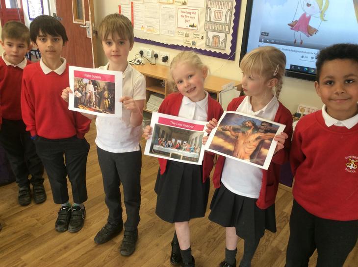 Year 2- Easter Presentation