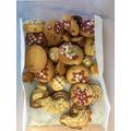 Paavan's star biscuits