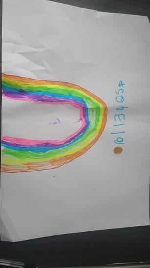 Isobellas rainbow