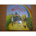 """We have been reading """"The Wizard of Oz""""."""