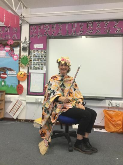 Mrs Burtt
