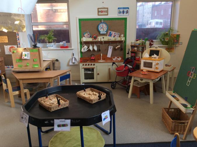 St Nicholas classroom