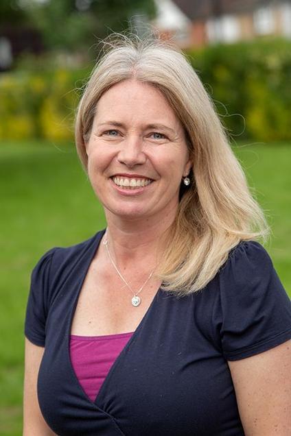 Mrs Clifford - Acting Headteacher