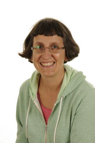Claire Wright: Treasurer