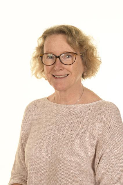 Mrs Benjamin - Deputy Headteacher