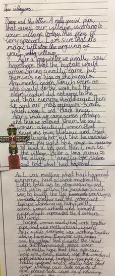 Harman's letter